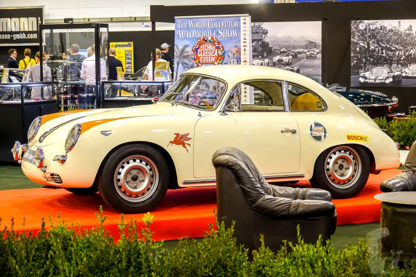 OldSchool Porsche